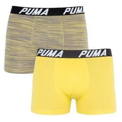 Bokserki majtki męskie Puma [501002001 020] 2PAK