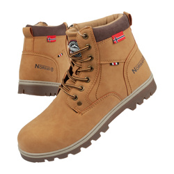 Buty Śniegowce Geographical Norway [WALK-GN CAMEL]