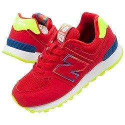 Buty dziecięce Sportowe New Balance [PC574TDR]