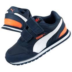 Buty dziecięce sportowe Puma ST Runner V2 PS [365294 15]