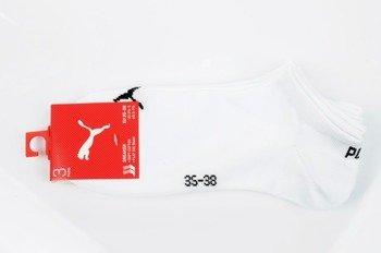 Skarpetki Puma białe stopki [261080001 300]