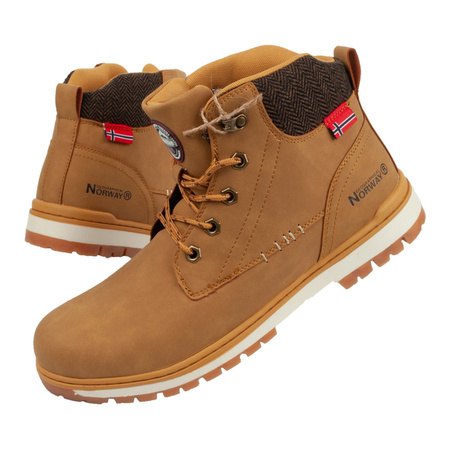 Buty Trekkingowe Geographical Norway BALL-GN CAMEL