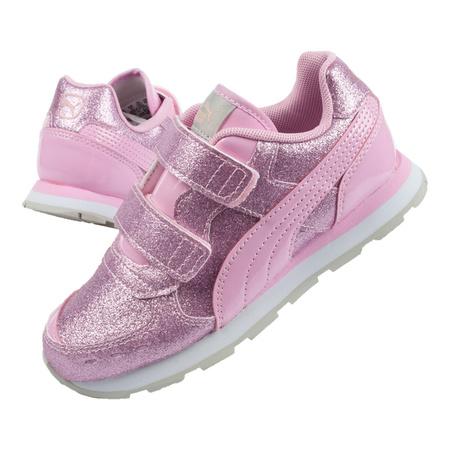 Buty sportowe dziecięce Puma Vista Glitz 369720 11