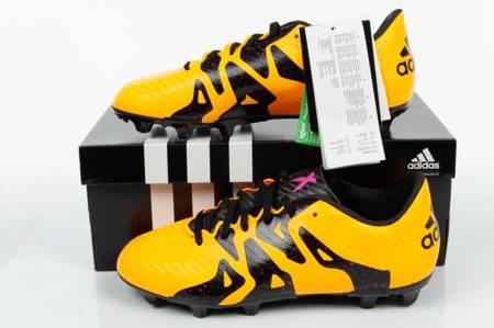 Korki Adidas X 15.3 FG/AG J [S74637]